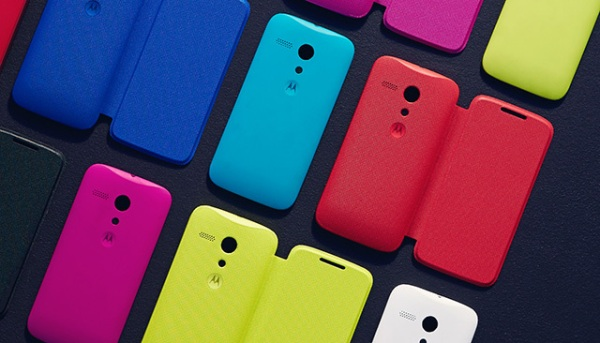 Motorola's cheap smartphone: a game changer in the smartphone market