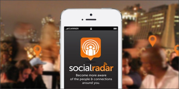 Prepare for SocialRadar, the new matchup social networking app