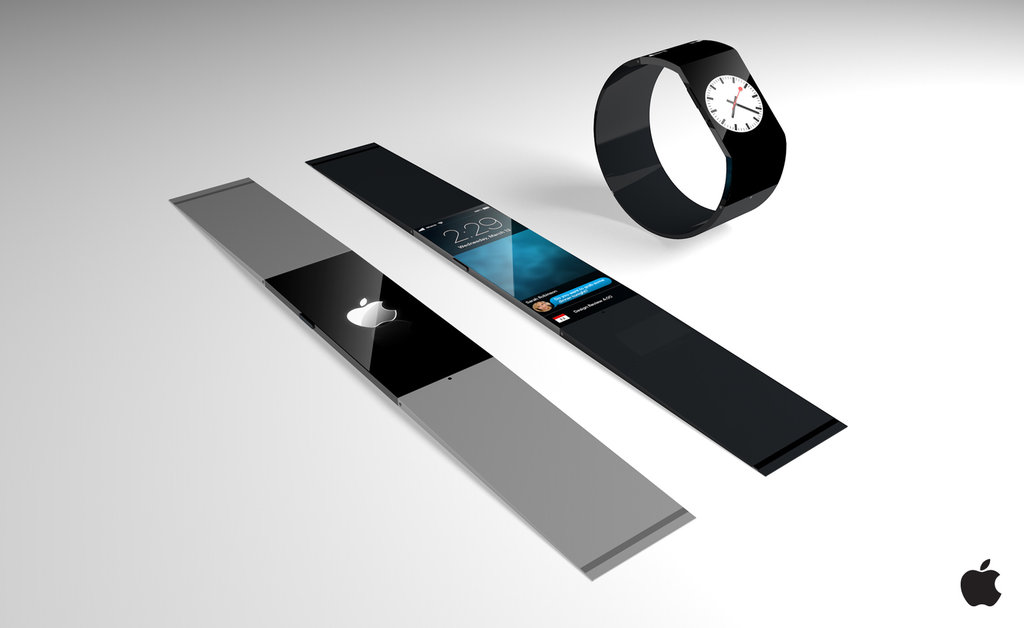 Practical, fluid and cool: The Apple iWatch
