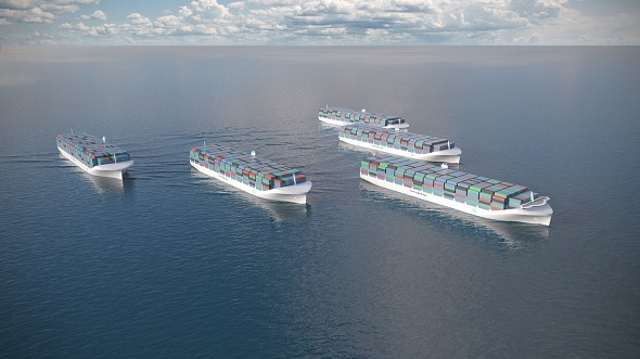 Rolls-Royce Drone Ships Set Course to Change the Face of Shipping Industry
