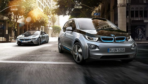 Quiet, Cool and an Electric Hit: BMW i3 One of the Final Seven Car of the Year