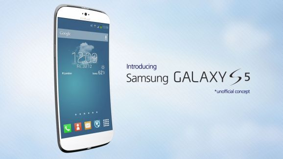 Samsung teaser reveals Samsung Galaxy S5 features