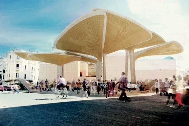 Casablanca Market Square