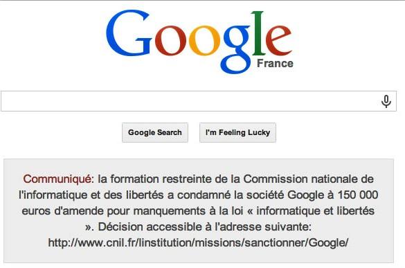 EU Privacy Fine, EU Antitrust Probe; Spill it out Google what settlement next?