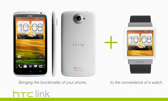 HTC's Wearable Prototype To Appear At MWC Next Week