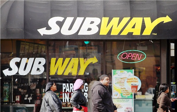 Subway to Remove Bleaching Chemical from Bread after Protest