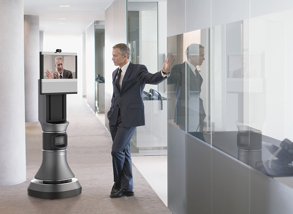 iRobot's iPad-controlled Ava 500 designed to expand the reach of video conferencing