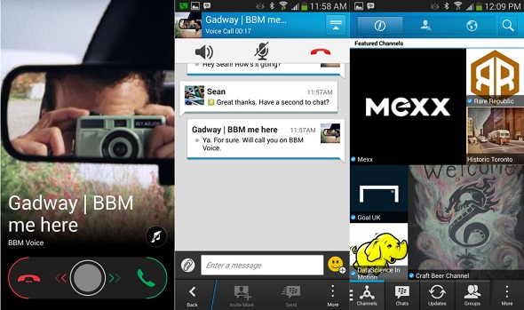 BBM's Next Update to Add Several New and Exciting Features!