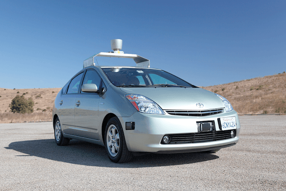 California DMV Considers Regulating Driverless Cars