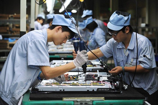 China's Manufacturing PMI Hits An 8-Month Low, The Latest Sign Of A Slowdown