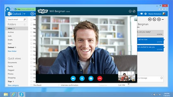 Skype For Outlook Is Finally Available Worldwide