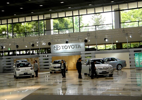 Toyota Agrees To $1.2bn Deal To End Criminal Probe