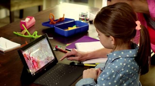 A for Ad-Free, B for Bing! Microsoft revolutionizes classroom education in the U.S.