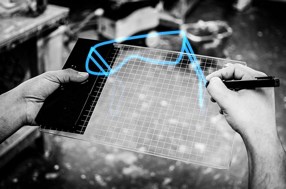 Meet the future of 3D Designing: GravitySketch Tablet bringing 3D sketches to virtual reality