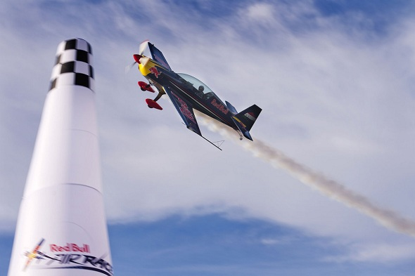 (Image Credit: Red Bull) Red Bull Air Race, 2014