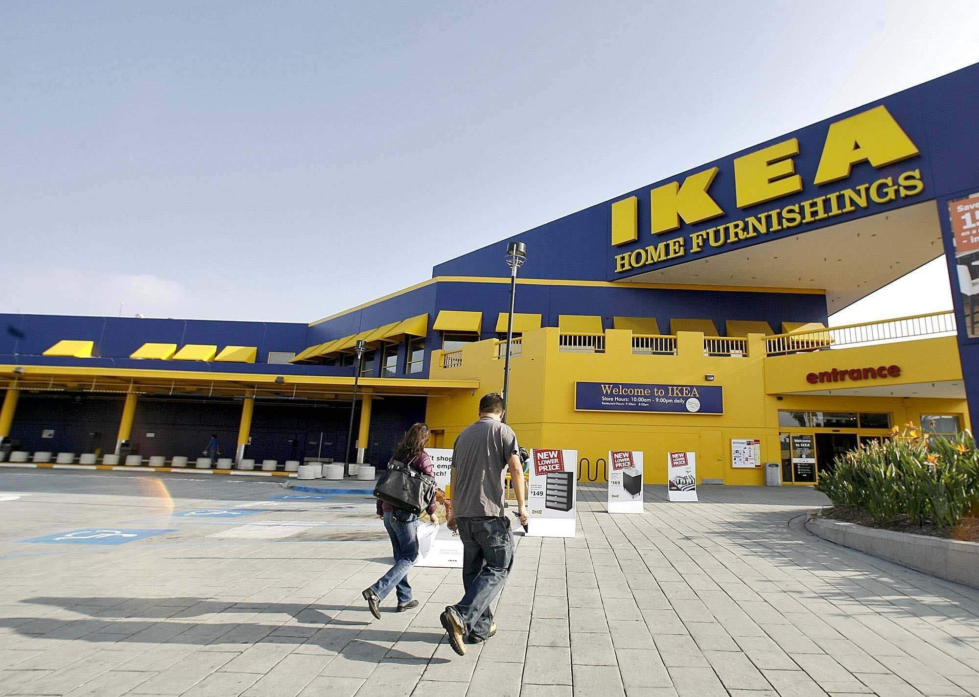 ikea buying illinois wind farm its first u s investment