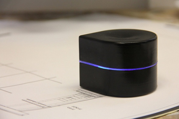 Pocket Printer: a tiny robotic printer that lets you print on the go
