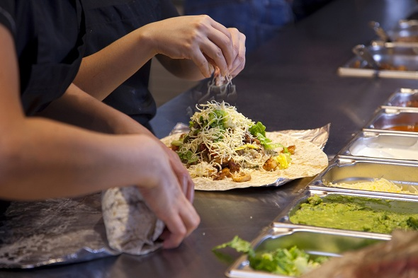 Beware Burrito Lovers! Chipotle plans to charge you up to 5% more for your favourite meal !!