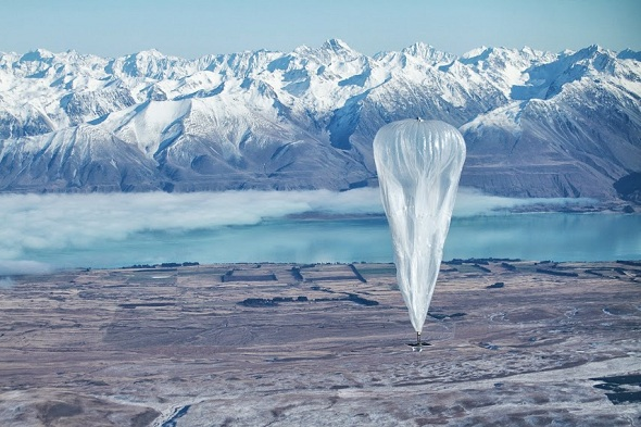 Google Project Loon circles the globe in just 22 days