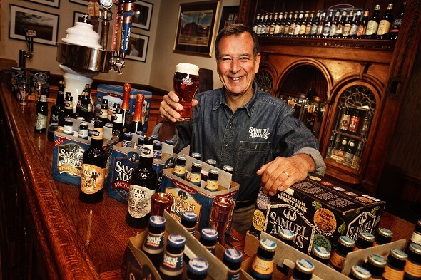 Jim Koch, co-founder and chairman of Boston Beer Company spills the secret to not getting drunk!