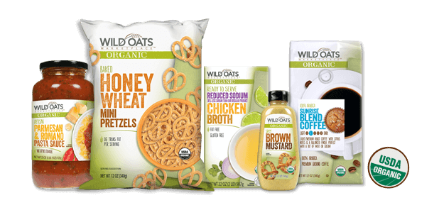 Wal-mart partners with Wild Oats to offer Organic Food Products at budget friendly prices