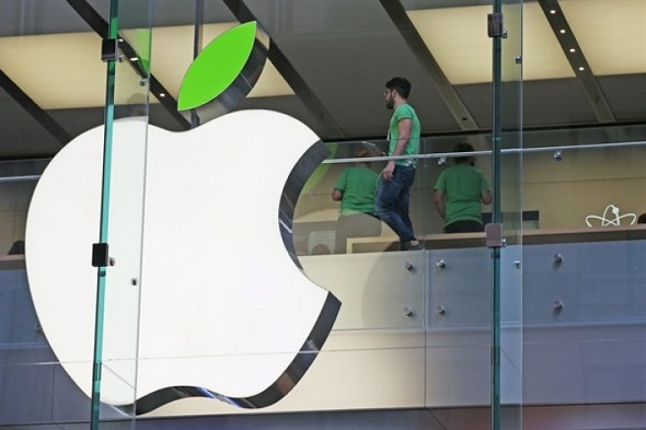 Apple heading toward a 100 percent renewable energy future, offers free recycling of its products worldwide