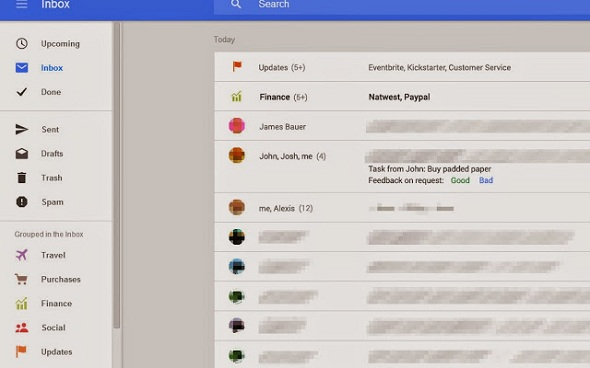 Google is Testing A Drastic Gmail Redesign!!!
