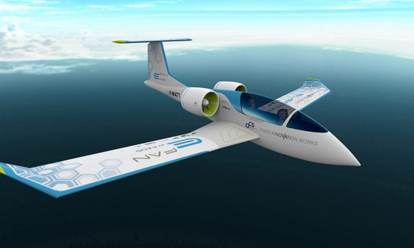 World's First Ever Electric Aircraft E-Fan Takes Flight