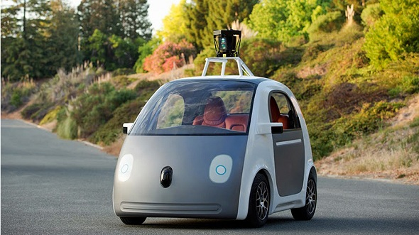 Google Unveils Self-Driving Car to Navigate the Urban Jungle