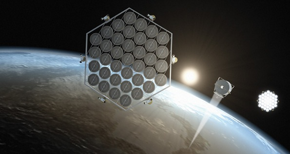 Japan Plans to Build Orbital Solar Farm for 2030 in Outer Space