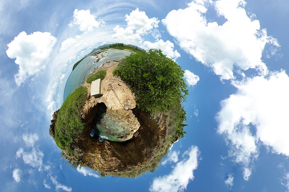 World's Most Amazing Panoramic 'CENTR-Camera' that records 360-degree video in 4K