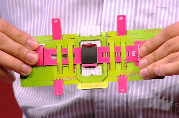 Print and Fold - Foldscope