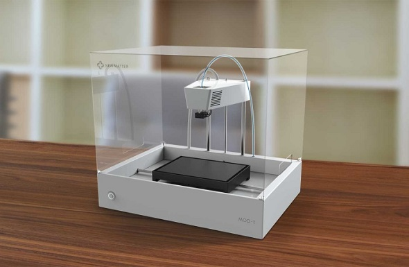 World's Cheapest 3D Printer, MOD-t Launches On IndieGogo For $149