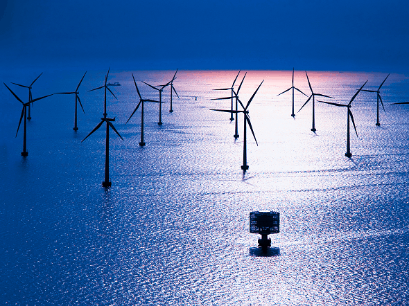 UK Hoists the Sails for World's Largest Offshore Wind Farm