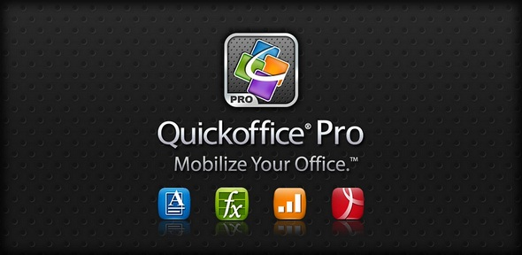 Quickoffice will soon be pulled off Google Play Store & Apple App Store
