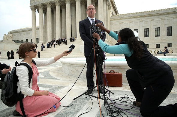 Supreme Court Rules Aereo as illegal, Victory for Nation's Biggest Television Broadcasters