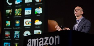 Amazon Debuts 3D 'Fire' as its first smartphone