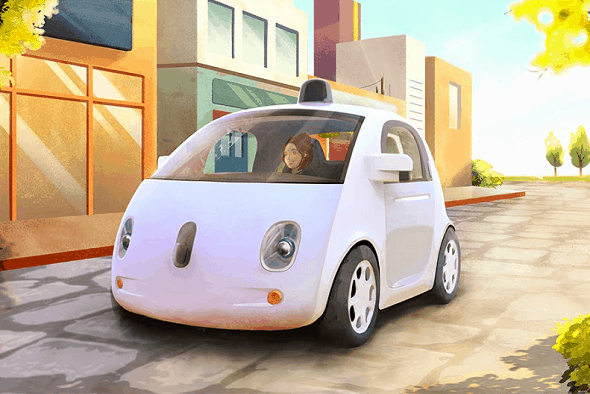 Self-Driving Cars Will Be $87 Billion Market by 2030