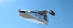 Look up in the sky, it's a bird, it's a plane. It's a Flying Car!