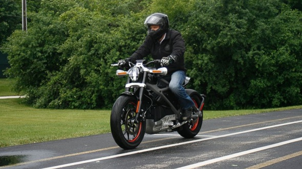 Harley-Davidson unveils its first electric motorcycle: Project LiveWire