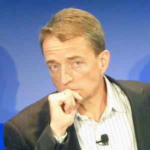 VMware CEO Pat Gelsinger (Image Credit: Tekla Perry)