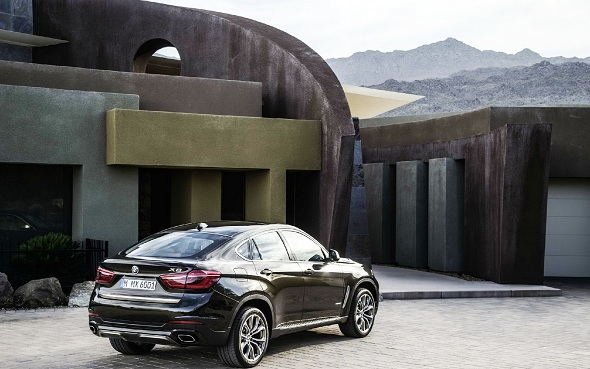 All New 2015 BMW X6 Leaked HD Images