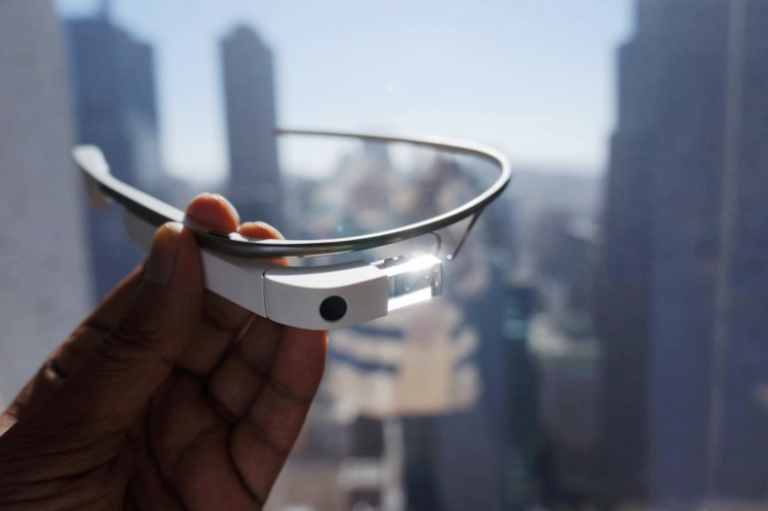 Google Glass Arrives in the UK
