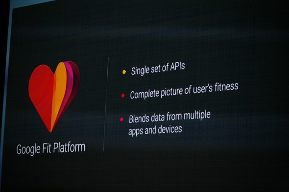 Google- Apple Rivalry Gets Delightfully Healthier with 'Google Fit'