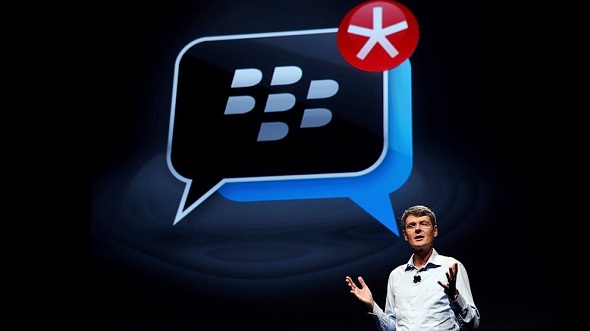 BlackBerry Debuts Secure Messaging BBM Protected for Regulated Industries