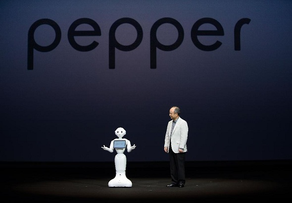 Softbank Unveils World's First Personal Robot That Can Decipher Human Emotions