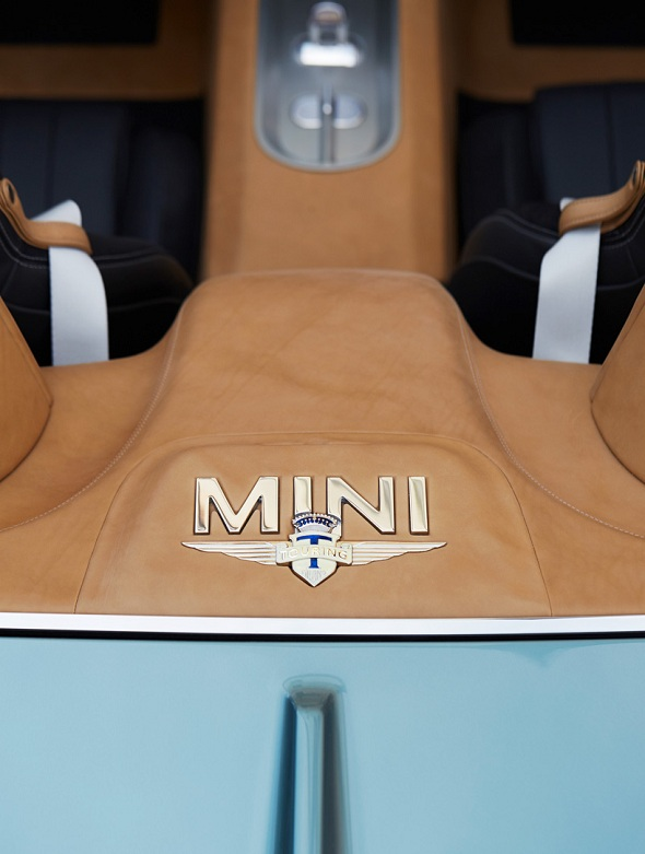 The MINI Superleggera Vision Concept Design