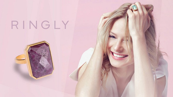 Ringly Introduces Jewellery Styled New Wearable Tech