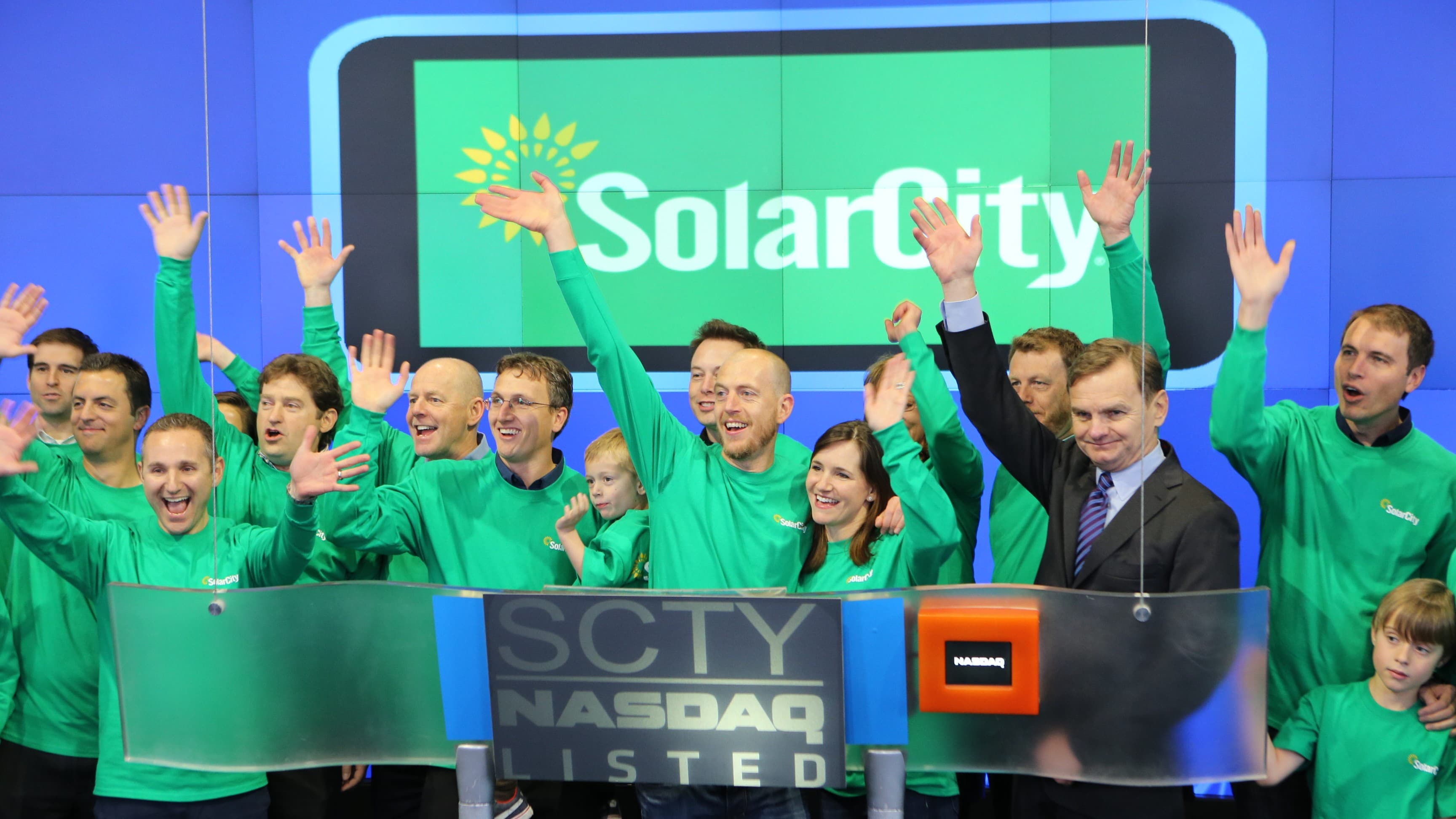 SolarCity wants to build one of world's largest and most advanced solar plants in the state of New York