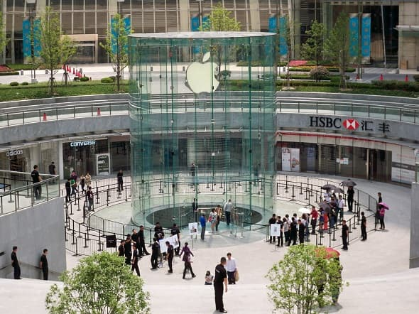Apple to China: 'iPhone is not a threat to National Security'